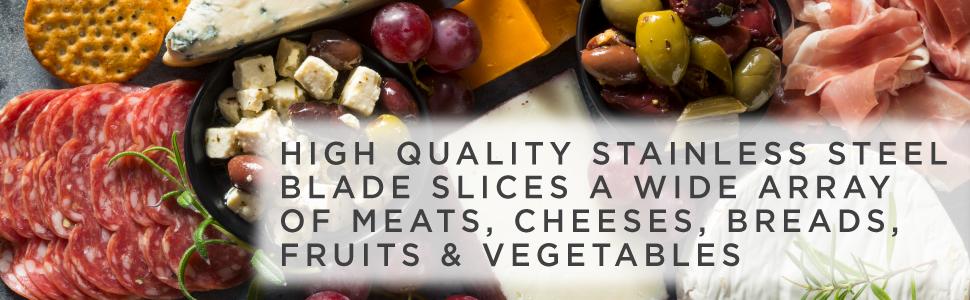 Chef'sChoice 609A Food Slicer