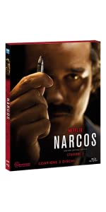 Narcos Serie TV Blu-Ray - Stagione 2