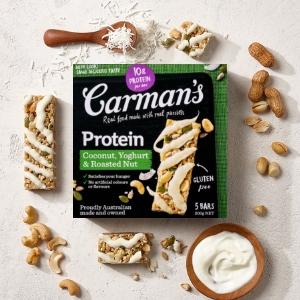 Protein Bar coconut, Yogurt & Roasted Nuts