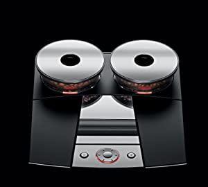Jura GIGA 5 Coffee Machine | Professional ceramic disc grinders
