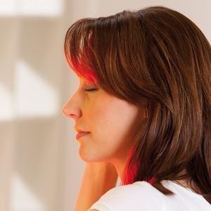 Einsatz der Infrarottherapie