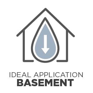 aprilaire basement dehumidifier