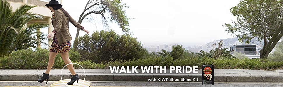 Walk with pride