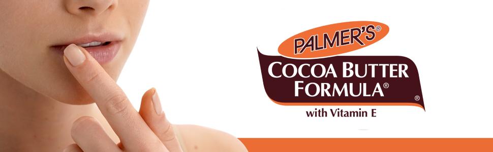 Palmers Cocoa Butter Formula with Vitamin E Lip Care