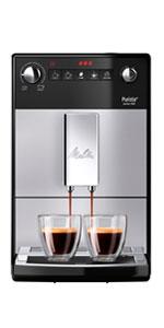 Melitta Caffeo Solo E950-104 - Cafetera Automática, Molino ...