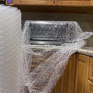 bubble wrap small medium large cushioning fragile breakable padding moving wrapping packing