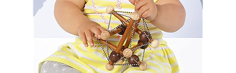 baby shapes toy;baby toy;infant toy;newborn toy;wooden rattle;wooden teether;baby ball toy;wood toy