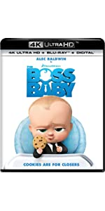boss baby, cookies are for closer, alec baldwin, comedy, family, animated, book, 3D, 4K, movie, dv
