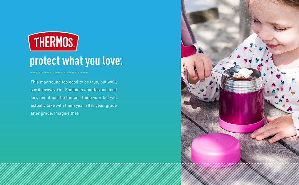 Thermos: protect what you love