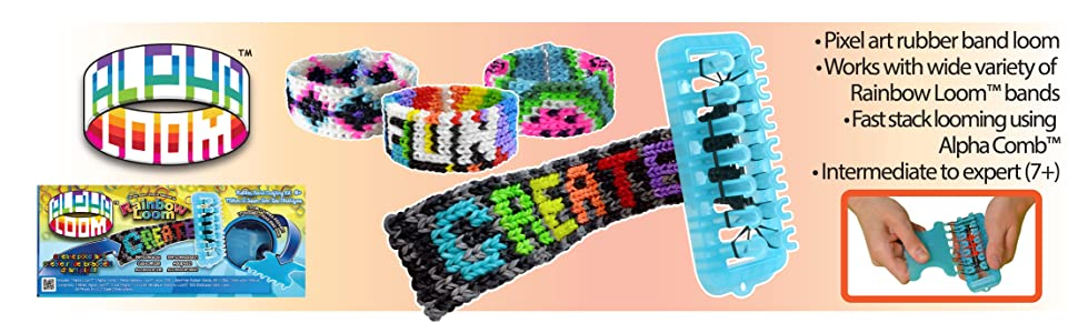 Rainbow loom open giveaways idea