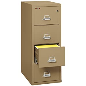 Attractive And Functional Fire Resistant Filing Cabinets From FireKing