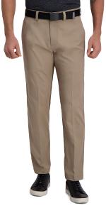 Straight Fit Pants, Mens Straight Fit Pants, Mens Casual Pants, Haggar Pants, Haggar Casual Pants