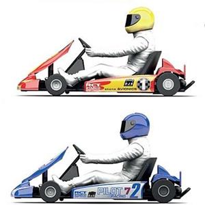 Scalextric, Scalextrics, go karts, karts, race set, race track, slotcars