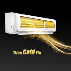 Titan Gold Fin