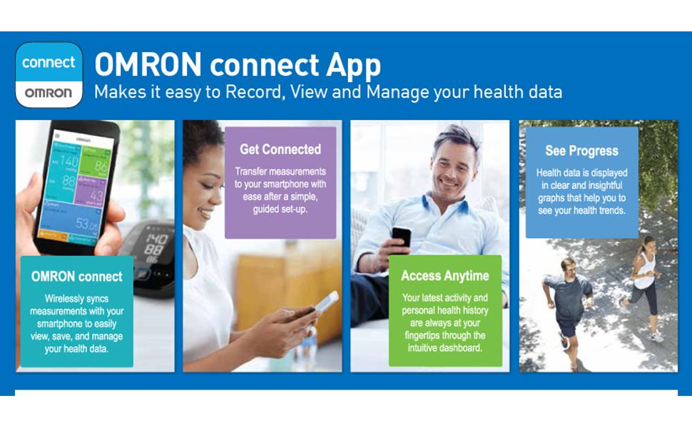 omron, blood pressure monitor