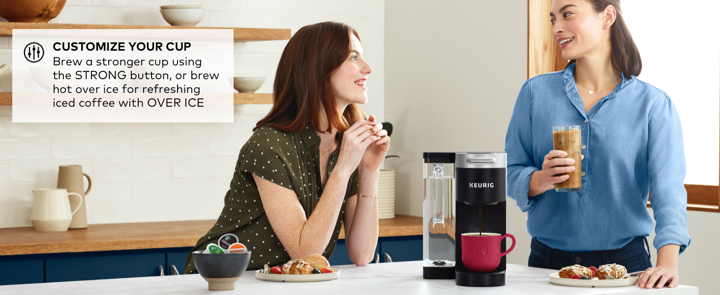 Amazon.com: Keurig K-Supreme Coffee Maker, Single Serve K ...