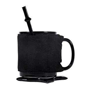 hero;mugs;cup;tasse;cuisine;family;collection;creative;cadeau;multicolore;criminel;ninja;noir