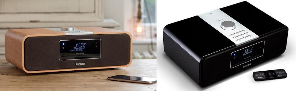 Roberts Radio BluTune 200 DAB+ Soundsystem mit Bluetooth