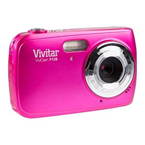 Amazon.com : Vivitar VF126 ViviCam F126 Digital Camera, Body Only ...