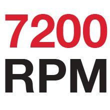 7200 RPM