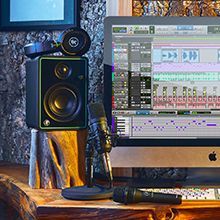 Mackie, Home Studio Speakers, Monitors, Recording