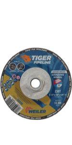 Tiger Zirc High Performance Pipeline Wheel