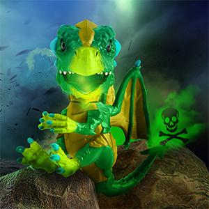 Untamed Dragon Fart Gas