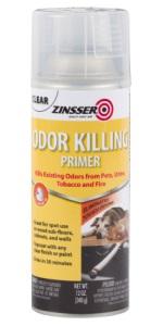 Zinsser Odor Eliminating Spray Primer