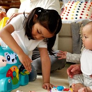 Fisher-Price Hamaca multi posiciones, silla para bebé recién nacido (Mattel CMR10)