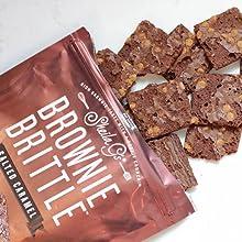 Brownie Brittle Original Flavors