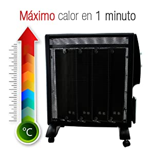 Radiador electrico, radiador electrico bajo consumo, radiador electrico, radiador 2000w, calefactor