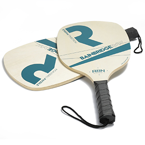 A11N SPORTS Pickleball Paddle Wooden set
