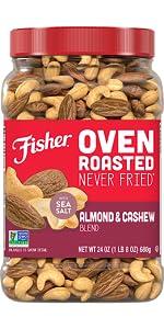 Almond amp; Cashew Blend
