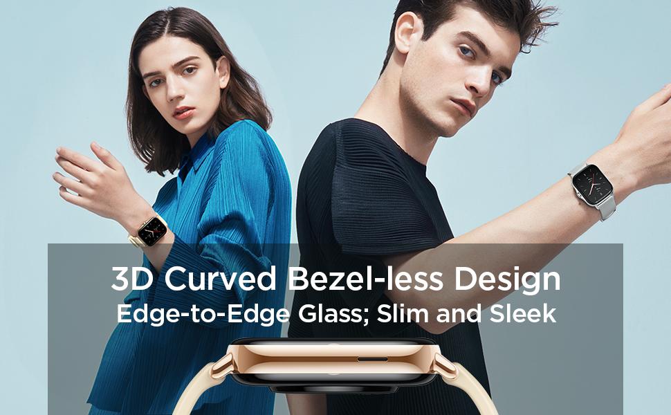 3D Curved Bezel-Less Design GTS 2