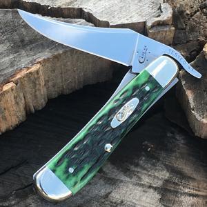 Case Rough Black Russlock Pocket Knife