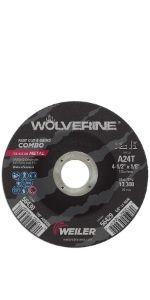 Wolverine AO Combo Wheels
