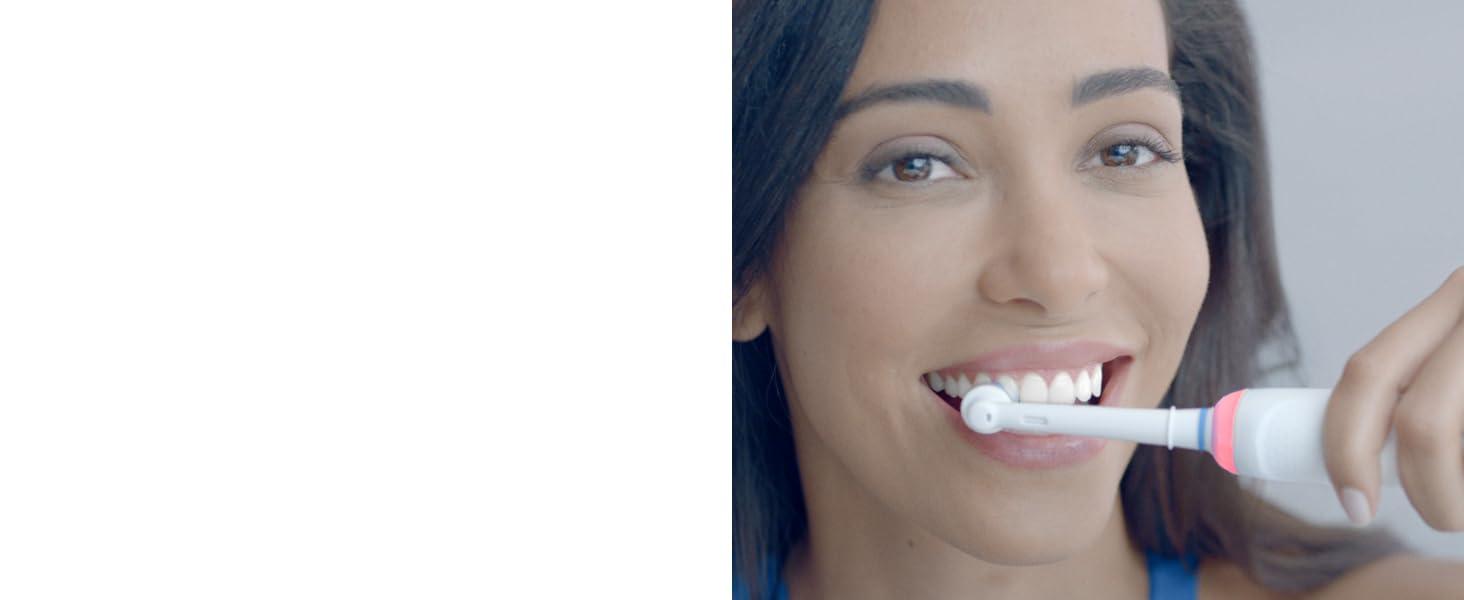 Oral-B Genius 9000 White Pressure Sensor