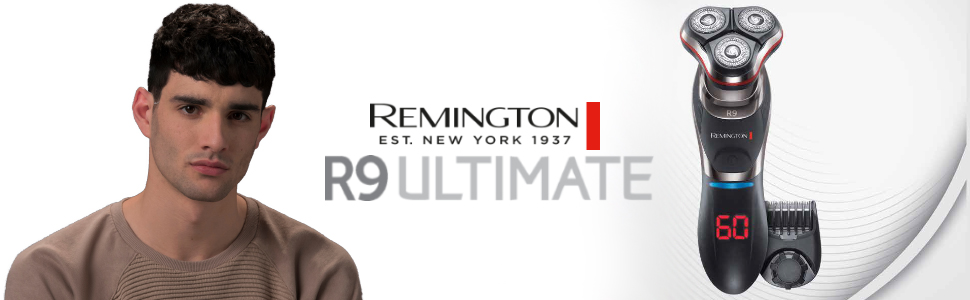 Remington Ultimate Series R9 XR1570 Máquina de Afeitar Rotativa ...