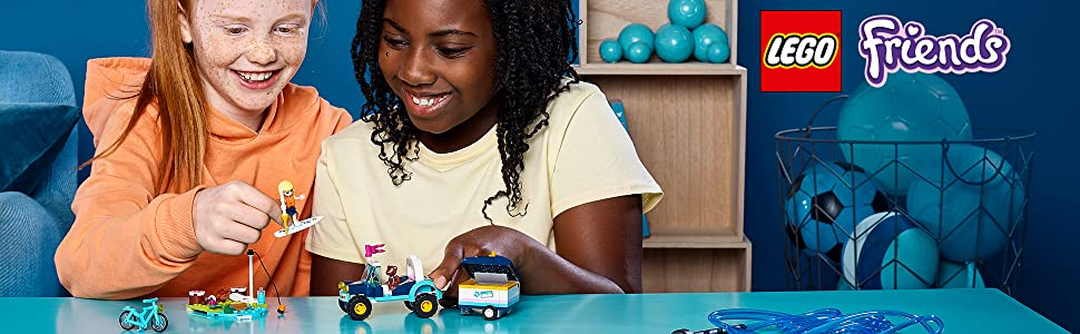 LEGO, Friends, surf, sports