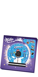 Milka Snow Mix Adventskalender