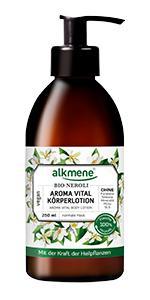 Alkmene Aroma Vital Körperlotion Bio Neroli