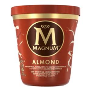 Magnum Eis (für den leckeren Eisgenuss Almond mit RFA
