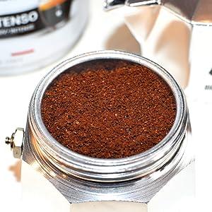 ビアレッティ BIALETTI エスプレッソ 豆 挽き 正規 輸入品