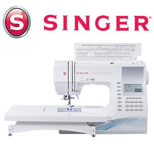 SINGER 9960, sewing machine