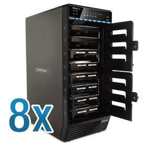 Fantec Qb X8us3r Externes 8 Fach Raid Computer Zubehör