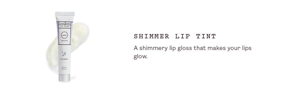 shimmer lip tint