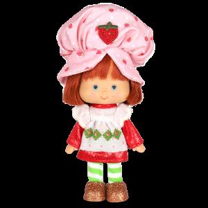 Amazon Com Basic Fun Strawberry Shortcake Classic Soft Doll Toys Games