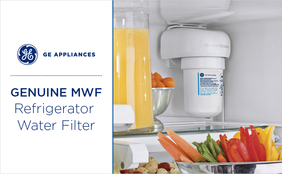 Genuine MWF Refrigerator Water Filter