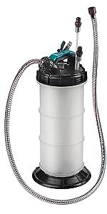 master cooling system pressure tester; radiator fill kit; cooling system refiller