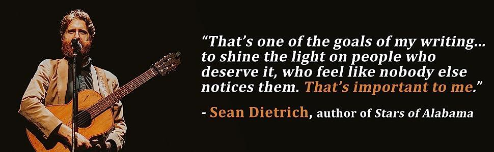 Sean Dietrich quote